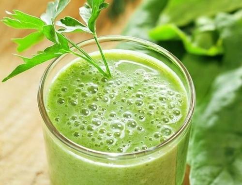 Succo verde detox: VERDOCOCO