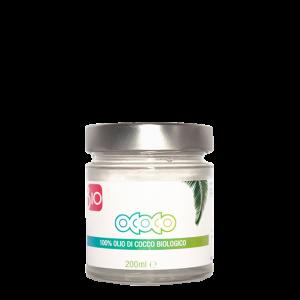 Olio di Cocco Biologico 200ml