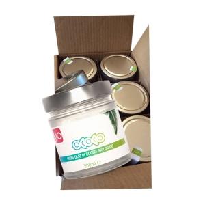 pacco olio di cocco 200ml