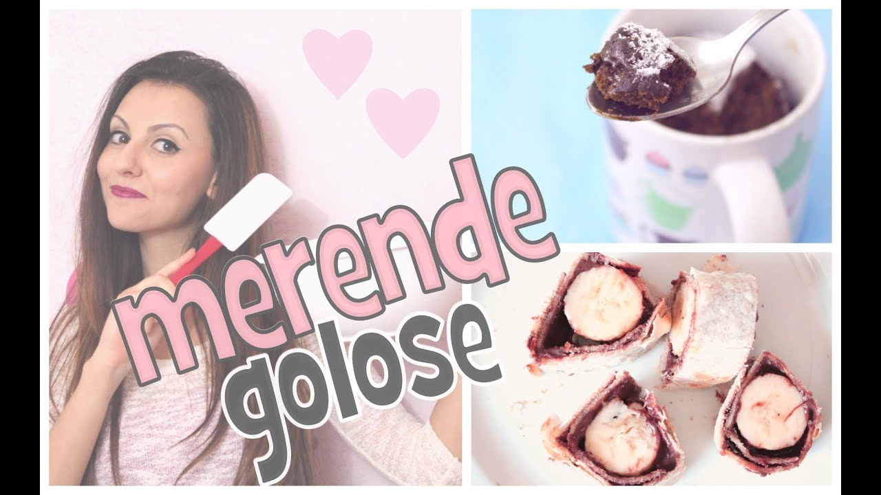 Cooking with Dolcefatina90! Merende golose! _ Le Ricette di Jennifer (BQ)