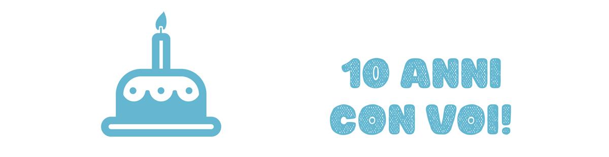 10 anni Ococo